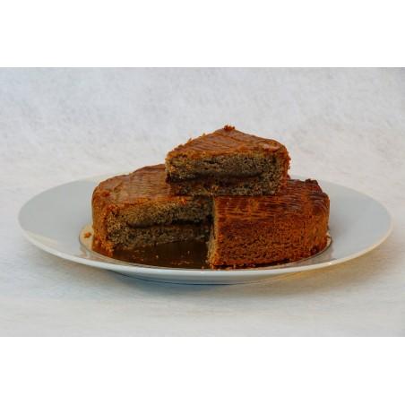 Gâteau breton blé noir pruneaux